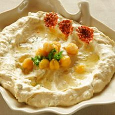 Traditional Hummus